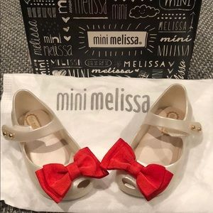 Mini Melissa Ultragirl Sweet Mary Jane Flat
